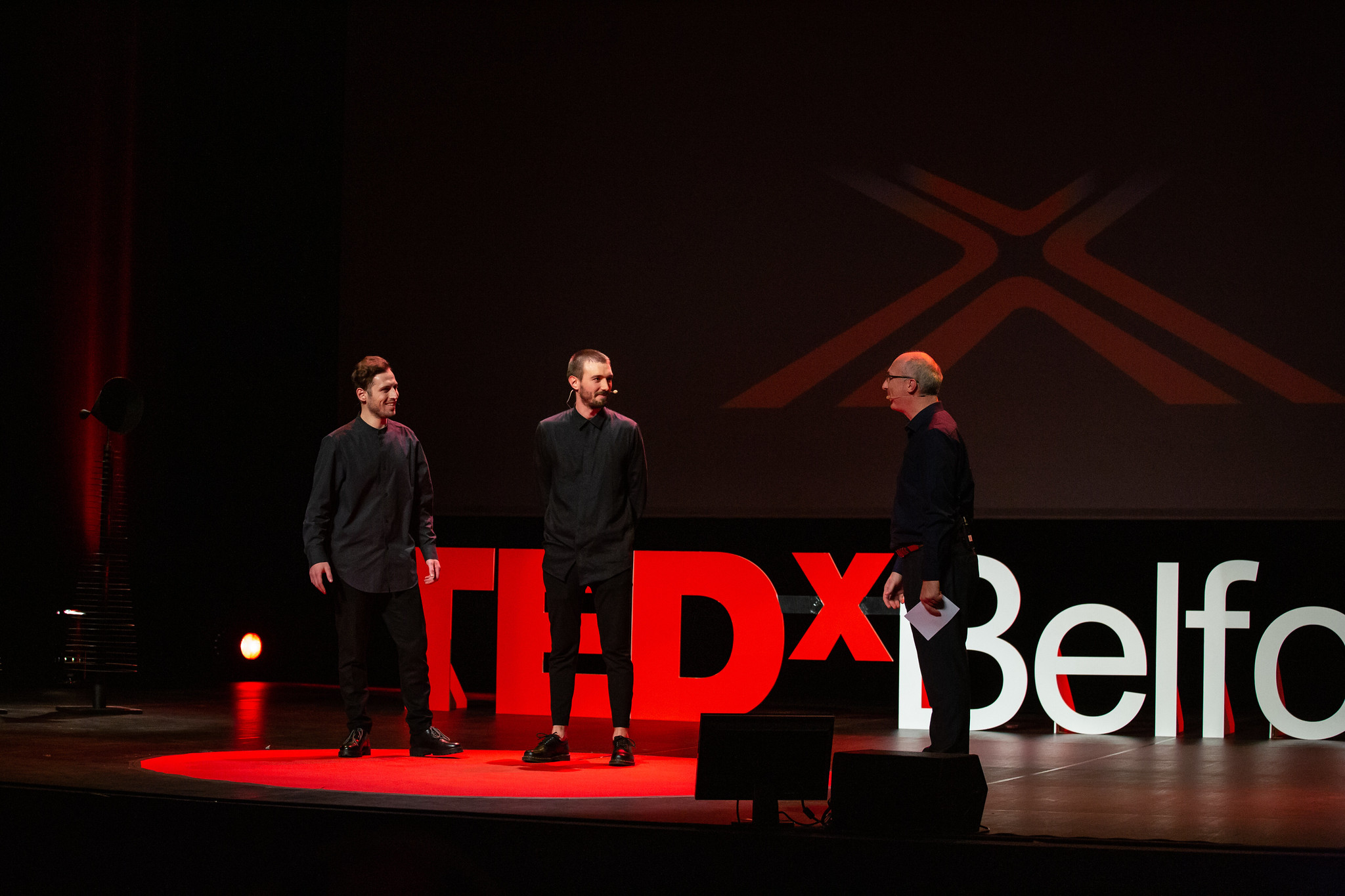 Tedx-belfort-fin-speech-architecture